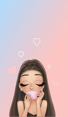 Доброе утро 💋 #утро@womanlyclub | WOMANLYCLUB | ВКонтакте Cute Love Wallpapers, Cute Girl Wallpaper, Wallpaper Space, Screen Wallpaper, Disney Phone Wallpaper, Wallpaper Iphone Cute, Cartoon Wallpaper, Wallpaper Wallpapers, Wallpaper Quotes
