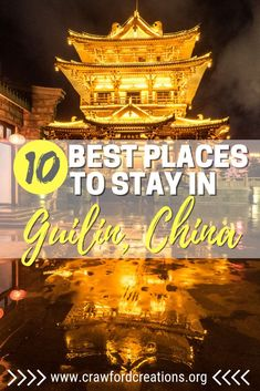 Best Places To Stay