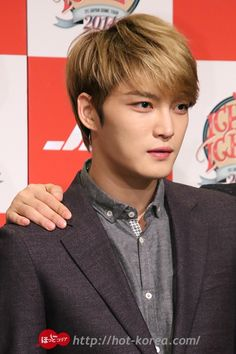 Kim Jaejoong - Press Conference for Japan Dome Tour (141117)