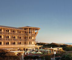 America's Best Family Hotels: WaterColor Inn & Resort, Santa Rosa Beach, FL.