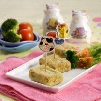 NUGGET AYAM KEJU BROKOLI http://www.sajiansedap.com/mobile/detail/9668/nugget-ayam-keju-brokoli