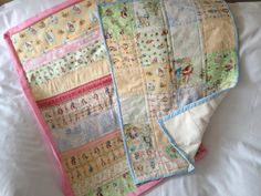 Beatrix potter quilts