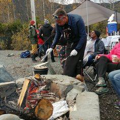 #alaska #kenai #spencerglacier #spencerlake