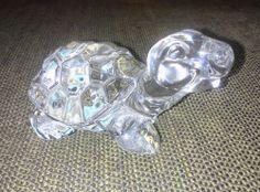 Princess House Crystal Pets - Tucker the Turtle - #771