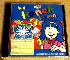 Kids French Lesson By Gap Pc Cd Rom Language Education For Age 12-16 Years Vgc Cds For Sale, Language Lessons, French Lessons, Gap, Education, Kids, Children, Training, Young Children