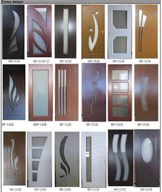 Image result for puertas de baño modernas Home Door Design, Door Gate Design, Wooden Door Design, Door Design Interior, Main Door Design, Front Door Design, Wooden Doors, Modern Front Door, Flush Doors