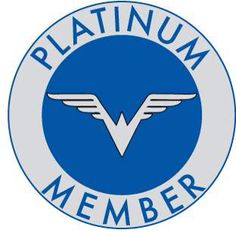 I'm now a platinum member! Yes!