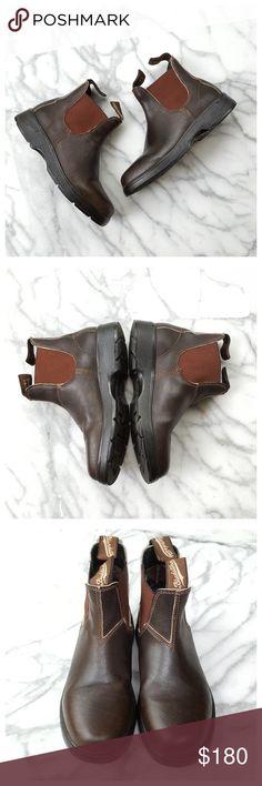 Blundstone Original BL500 Boot Stout Brown Size 6