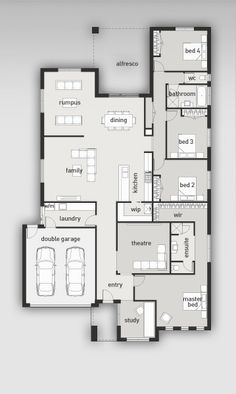 Ensuite And Wir Building House Rouge | New Home Designs | Urbanedge Homes    Melbourne Builders