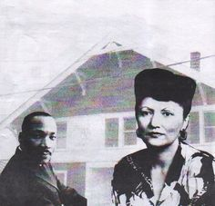 Martin Luther King and Elizabeth Peratrovich