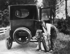 Model T Ford Forum: Old Photo, more roadside adventures