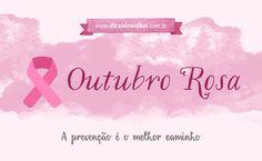 Outubro Rosa: saiba como prevenir o câncer de mama