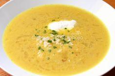 Sopa de cebolla al curry. Receta - Mercado Calabajío