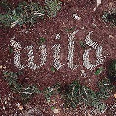 Wild by @nataleecooper --/- Daily typography love on typostrate.com and on instagram @typostrate --\- #typostrate #typography #lettering #handlettering #art #design #typedesign #graphicdesign #typografie #tipografia #handbrush #handschrift #handwritten #greatlettering #wild #intothewild