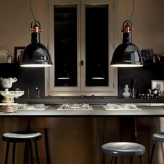 DEDA_SP1_NERO_zoom Decor, Ideal Lux, Led, Home Decor, Ideal, Sink