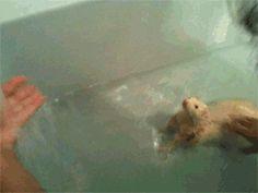 Water fun! <3