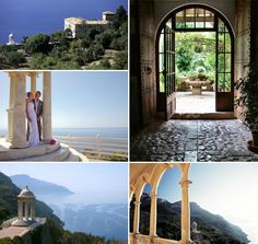 SON-MARROIG-WEDDING - Read more on One Fab Day: http://onefabday.com/destination-wedding-mallorca/