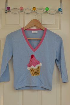 Miss Selfridge GB 10/EU 36 cropped sweater. No issues.