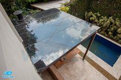 estruturas metalicas, cobertura, vidro