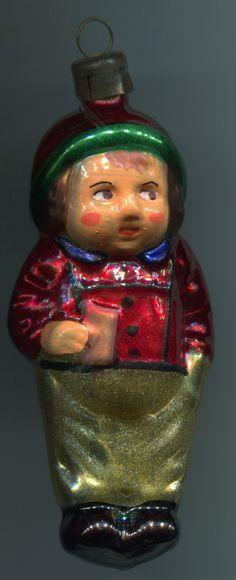 Antique Christmas ornament
