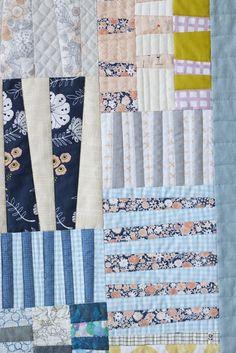 Totem quilt for Laurie_11_Carolyn Friedlander