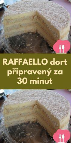 30th, Pudding, Meals, Baking, Recipes, Food, Raffaello, Meal, Custard Pudding