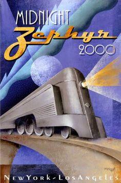 Midnight Zephyr (2000). http://www.vintageadbrowser.com/transportation-ads-2000s