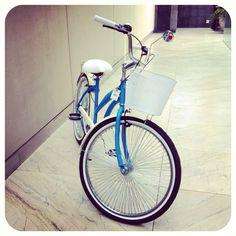 Te quiero, bici.