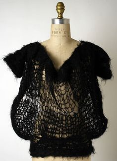 Sweater Vivienne Westwood (British) ca. 1976 synthetic