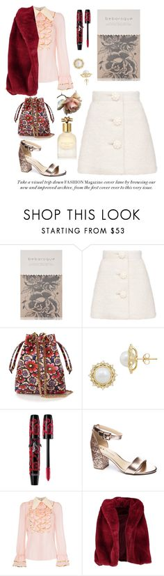 """""""Baroque Touch"""" by nicolesynth ❤ liked on Polyvore featuring Bebaroque, House of Holland, Lord & Taylor, Chinese Laundry, Gucci, Boohoo and Bottega Veneta"""