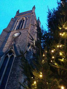 Dec 2015 St. John's Church Leytonstone Photo Martin Sepion St John's, Mansions, House Styles, Home Decor, Decoration Home, Manor Houses, Room Decor, Villas, Mansion