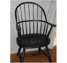 Sack Back Windsor Chair... I Have One Of These In RED From Bulgaria