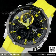 BUY Casio Edifice Moon data Thermometer Advanced Marine watch EMA-100B-1A9 cf15bc7b56