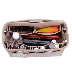 d3bbad804 Felt Purse Handbag Organizer Made of Sturdy Felt Cloth with High Quality  and New , Soft