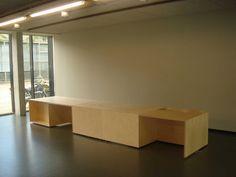 rietveld desk