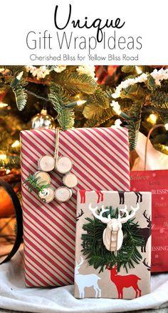 Unique-Gift-Wrap-Ideas1.jpg (551×1024)