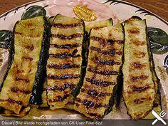Gegrillte Zucchini                                                       …