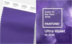 Pantone's Colour of the Year 2018 is Ultra Violet – and it will add 'spice and brightness' to your home