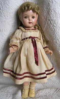 Madame Alexander 1937 McGuffey Ana, excellent condition, 20 inch.