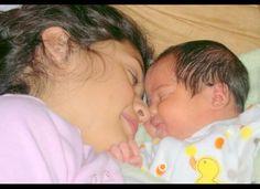 como los amo mis babys