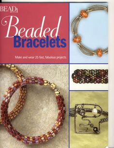 Beaded Bracelets - orullier - Álbumes web de Picasa