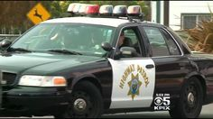 A 40-year-old man was arrested in Oakland early Thursday morning after he allegedly led California Highway Patrol officers on a chase that eventually ended when he rammed into two pursuit vehicles.  #DUI #News