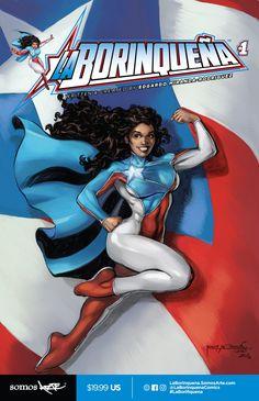 The Washington Post - Comic Riffs New superhero La Borinqueña shows the power of Puerto Rican pride. Puerto Rican Memes, Puerto Rican Flag, Puerto Rican Recipes, Minions, Pr Flag, Superhero Stories, Puerto Rico History, Puerto Rican Culture, Mary Sue