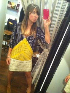 Brookelynn / Sally Colorblock Dress, Fall12