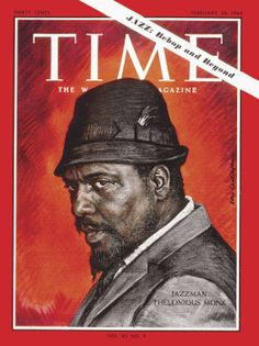 Thelonious Monk  TIME  ISSUE DATE: Feb. 28, 1964
