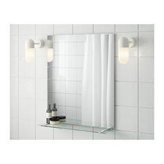 FULLEN Spiegel mit Ablage - - - IKEA