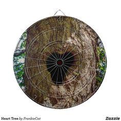 Heart Tree Dartboards