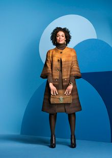 After weeks of hunting, gathering and trying on chic, affordable, curve-flattering clothes (just think of what we've spared you!), we rounded up some great finds in ten wardrobe-building categories.