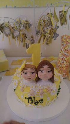 Cake daisy