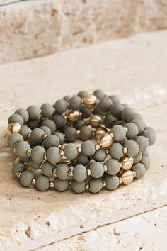 Healing Bracelets, Gemstone Bracelets, Bangle Bracelets, Necklaces, Making Jewelry For Beginners, Bracelet Display, Rose Quartz Bracelet, Handmade Beaded Jewelry, Homemade Jewelry
